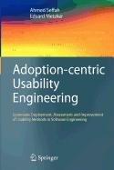 9781848823938: Adoption-Centric Usability Engineering
