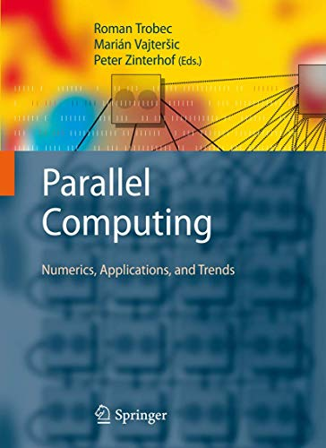 9781848824089: Parallel Computing: Numerics, Applications, and Trends