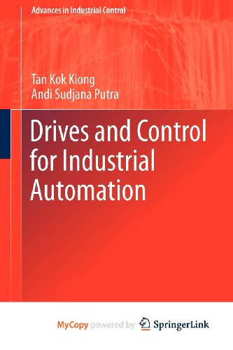 9781848824355: Drives and Control for Industrial Automation