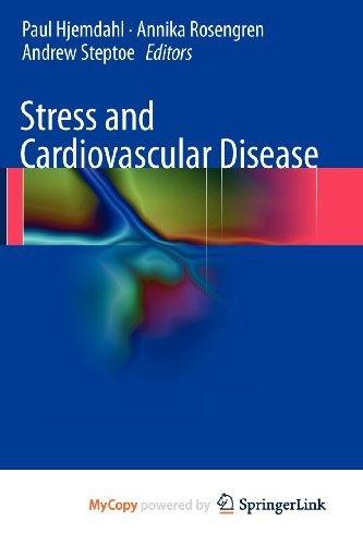 9781848824362: Stress and Cardiovascular Disease