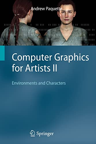 9781848824690: Computer Graphics for Artists II: Environments and Characters