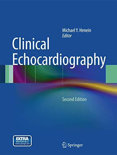 9781848825208: Clinical Echocardiography