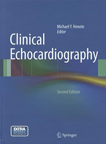 Clinical Echocardiography: Henein, Michael Y.