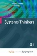 9781848825314: Systems Thinkers