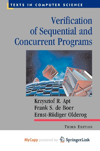 9781848827462: Verification of Sequential and Concurrent Programs