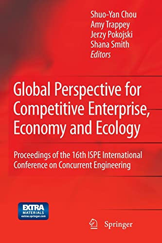 Global Perspective for Competitive Enterprise, Economy and Ecology (Mixed media product)