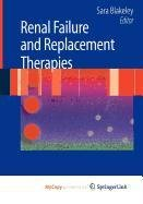 9781848827899: Renal Failure and Replacement Therapies