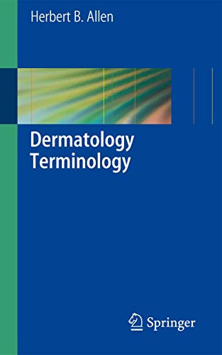 9781848828391: Dermatology Terminology