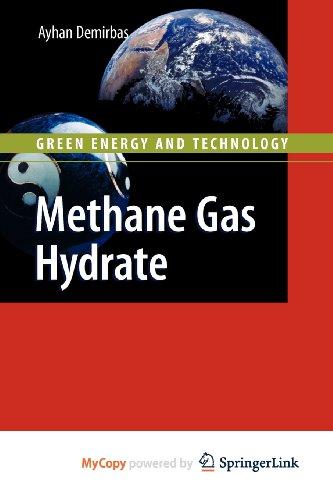 9781848828759: Methane Gas Hydrate