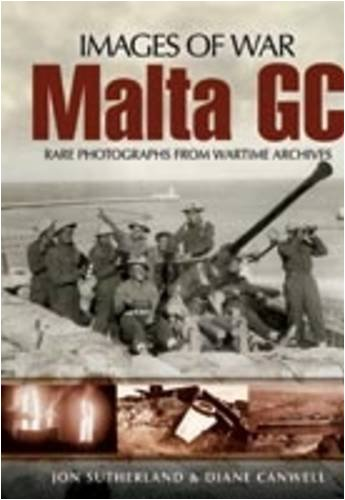 9781848840447: Malta GC: Rare Photographs from Wartime Archives (Images of War)