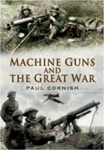 9781848840478: Machine-Guns and the Great War