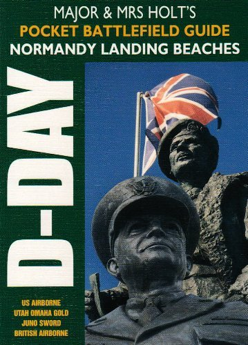 9781848840799: MAJOR AND MRS HOLT'S POCKET BATTLEFIELD GUIDE TO NORMANDY