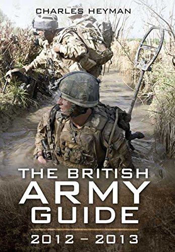 9781848841079: The British Army Guide: 2012-2013