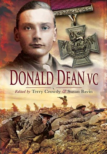 9781848841581: Donald Dean VC: The Memoirs of a Volunteer & Territorial from Two World Wars
