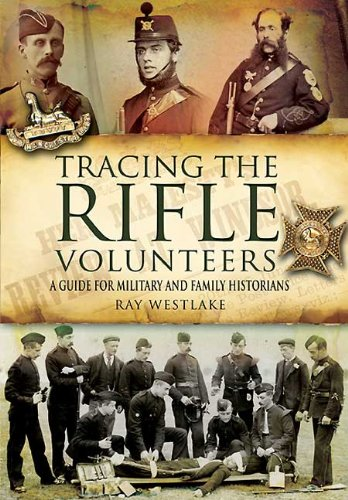 9781848842113: Tracing the Rifle Volunteers: A Guide for Military and Family Historians