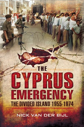 9781848842229: The Cyprus Emergency: The Divided Island 1955 - 1974
