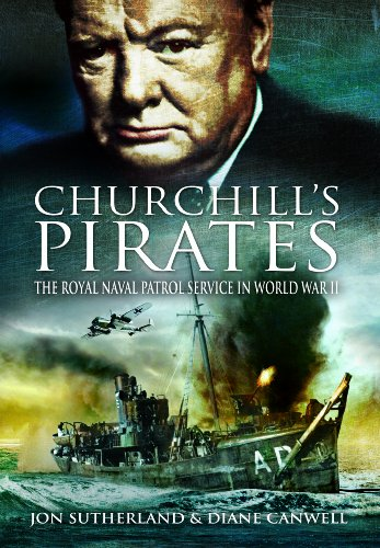 Churchill's Pirates: Sutherland, Jon; Canwell, Diane