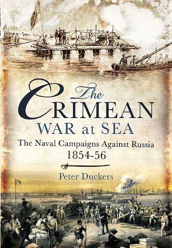 THE CRIMEAN WAR AT SEA. THE NAVAL: DUCKERS. P
