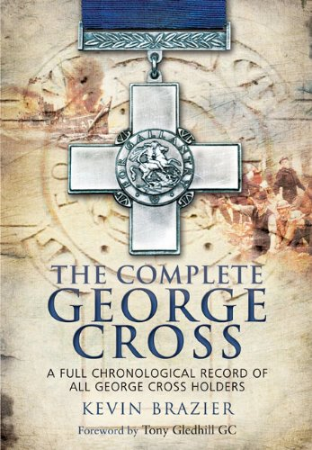 The Complete George Cross: Brazier, Kevin