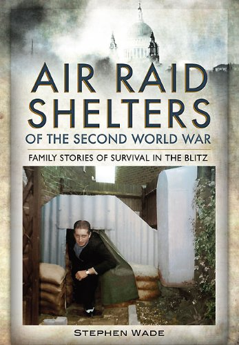 9781848843271: Air Raid Shelters of the Second World War: Family Stories of Survival in the Blitz