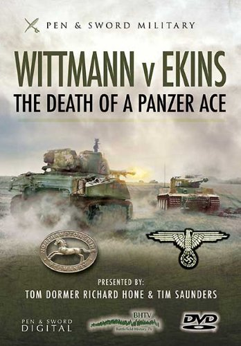 9781848843424: Wittmann vs Ekins - The Death of a Panzer Ace [DVD] [Reino Unido]
