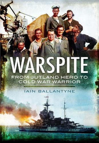 9781848843509: Warspite