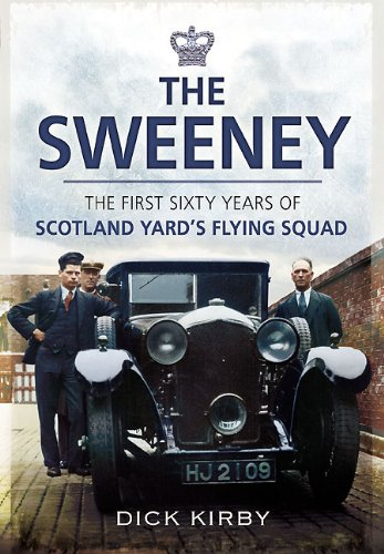 9781848843905: The Sweeney: The First Sixty Years of Scotland Yard's Flying Squad