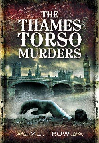 9781848844308: The Thames Torso Murders