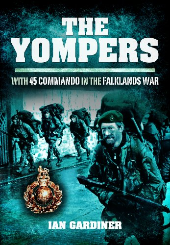 9781848844414: The Yompers: With 45 Commando in the Falklands War