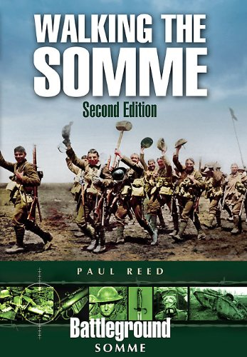 9781848844735: Walking the Somme - Second Edition (Battleground Somme)