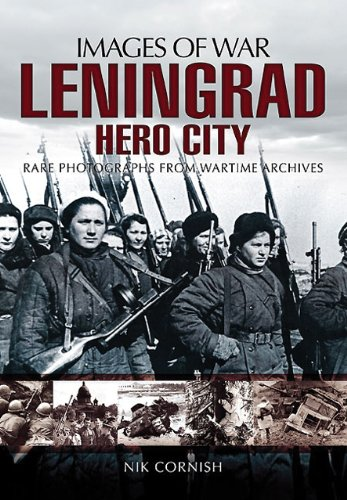 9781848845145: Leningrad: Hero City (Images of War)