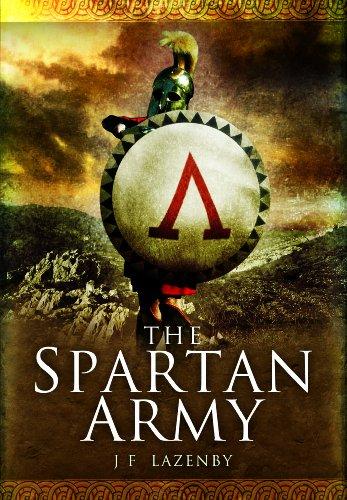 9781848845336: The Spartan Army