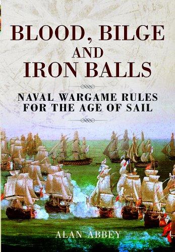 Blood, Bilge and Iron Balls: Abbey, Alan
