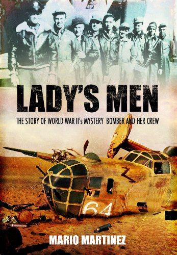 9781848845688: Lady's Men: The Story of World War II's Mystery Bomber and Her Crew
