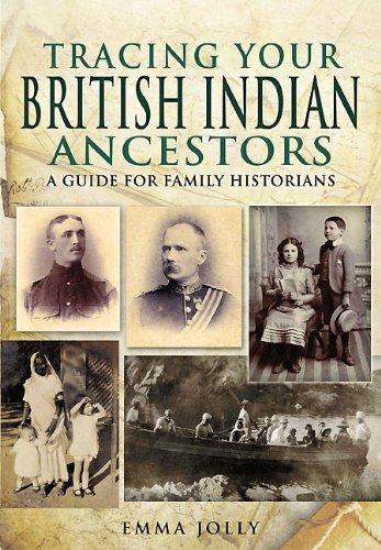 9781848845732: Tracing Your British Indian Ancestors
