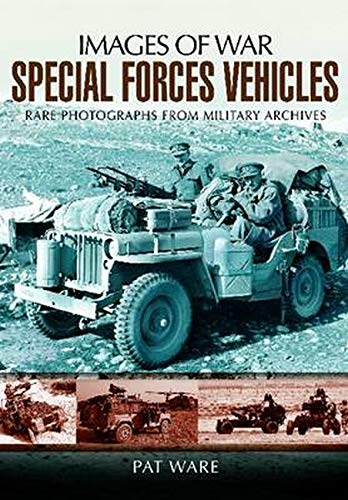 9781848846425: Special Forces Vehicles (Images of War)