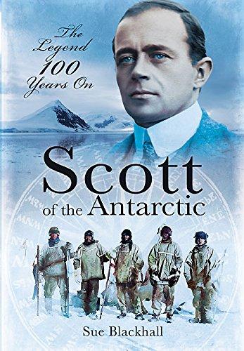 9781848846647: Scott of the Antarctic: We Shall Die Like Gentlemen