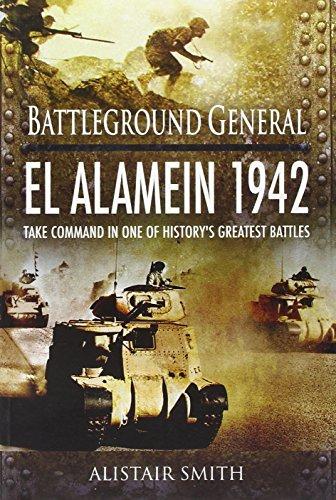 Battlefield General : El Alamein 1942: Jon Sutherland; Diane
