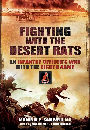Fighting with the Desert Rats : An: John Grehan; H.