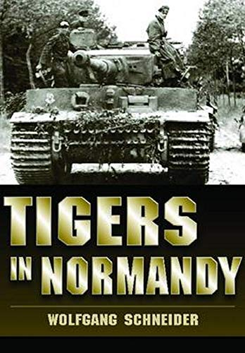 9781848848023: Tigers in Normandy