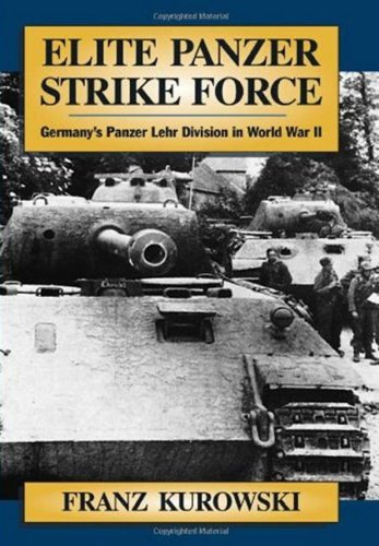 9781848848030: Elite Panzer Strike Force