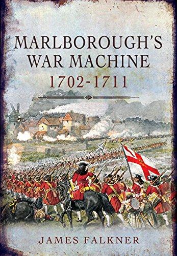 9781848848214: Marlborough's War Machine 1702-1711