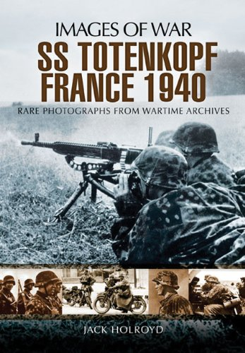 9781848848337: SS-Totenkopf France 1940 (Images of War)