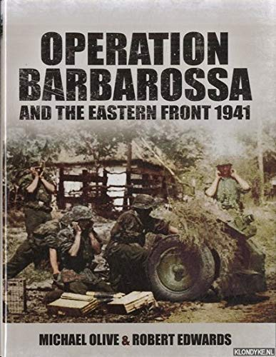 9781848848672: Operation Barbarossa (Military Photo Series)