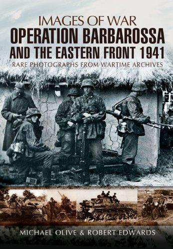 Operation Barbarossa 1941: Olive, Michael
