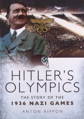 9781848848689: HITLER'S OLYMPICS: The Story of the 1936 Nazi Games