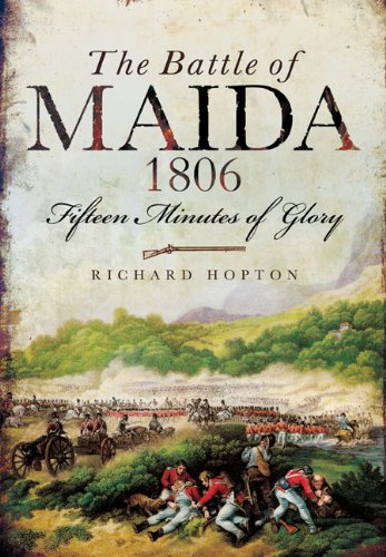 The Battle of Maida 1806: Hopton, Richard