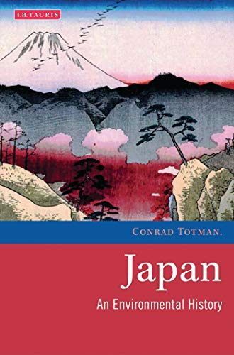 9781848851160: Japan: An Environmental History (Environmental History and Global Change)