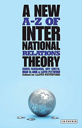 9781848855014: A New A-Z of International Relations Theory (Library of International Relations)