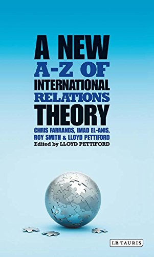 9781848855021: A New A-Z of International Relations Theory (Library of International Relations)